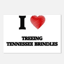 I love Treeing Tennessee Postcards (Package of 8)
