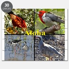 Hawaiian Birds Puzzle