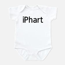 iPhart Infant Bodysuit