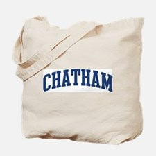 CHATHAM design (blue) Tote Bag