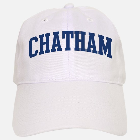 CHATHAM design (blue) Baseball Baseball Cap