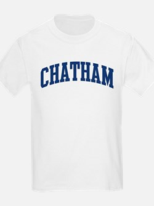 CHATHAM design (blue) T-Shirt