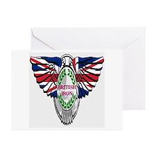 British Iron Motorcycle Greeting Cards (Pk of 10)