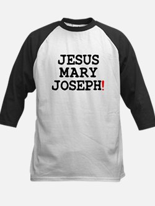 JESUS MARY JOSEPH! Baseball Jersey