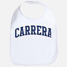 CARRERA design (blue) Bib