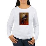 Lincoln / Cocker Women's Long Sleeve T-Shirt