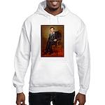 Lincoln / Cocker Hooded Sweatshirt