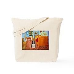 Room/Cocker (Parti) Tote Bag