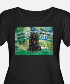 Bridge / Black Cocker Spaniel T