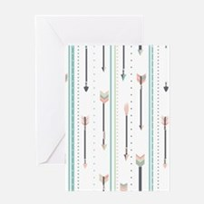 Arrows Greeting Cards