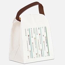 Arrows Canvas Lunch Bag