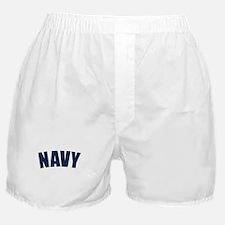 NAVY Boxer Shorts
