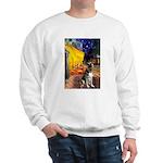 Cafe / G Shepherd Sweatshirt