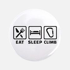 Eat sleep climb Button