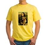 Mona / Labrador Yellow T-Shirt