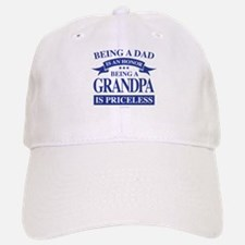 Being a Grandpa is an Honor Cap