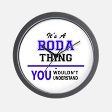 It's BODA thing, you wouldn't understan Wall Clock