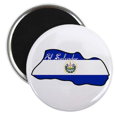 """Cool El Salvador 2.25"""" Magnet (10 pack)"""