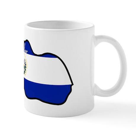 Cool El Salvador Mug