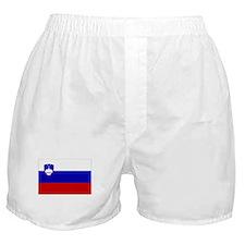 Slovenia Boxer Shorts