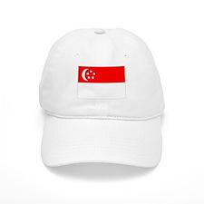 Singapore Baseball Cap
