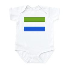 Sierra Leone Infant Bodysuit