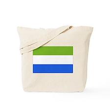 Sierra Leone Tote Bag