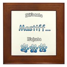 Mastiff Not Framed Tile