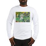 Irises / Westie Long Sleeve T-Shirt