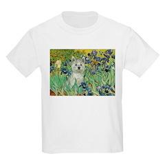 Irises / Westie Kids Light T-Shirt