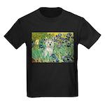 Irises / Westie Kids Dark T-Shirt