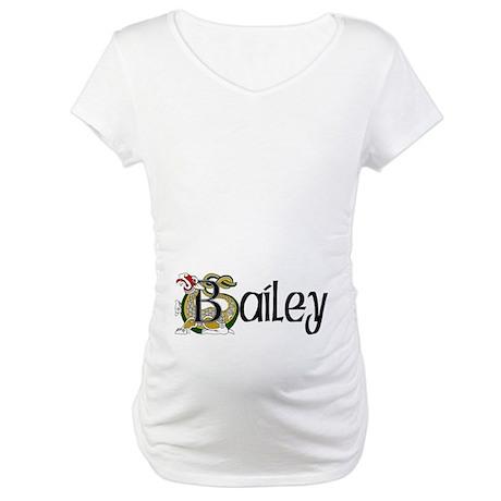 Bailey Celtic Dragon Maternity T-Shirt