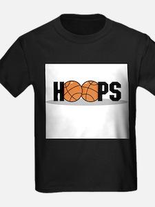 Hoops Ash Grey T-Shirt