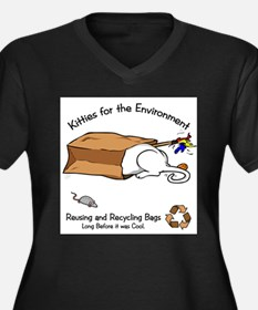Envirocat Plus Size T-Shirt