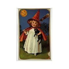 Halloween 33 Rectangle Magnet (10 pack)