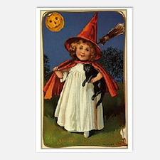 Halloween 33 Postcards (Package of 8)