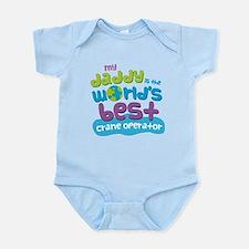 Crane Operator Gifts for Kids Onesie