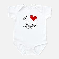 I love Kaylee Infant Bodysuit