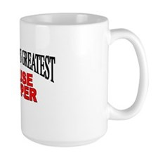 """The World's Greatest House Flipper"" Mug"