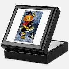 Halloween 34 Keepsake Box