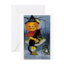 Halloween 34 Greeting Card