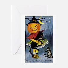 Halloween 34 Greeting Card