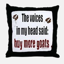 Unique Buy more Throw Pillow