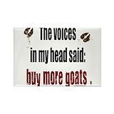 Goat Magnets