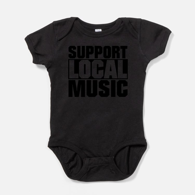 Cute House concerts Baby Bodysuit
