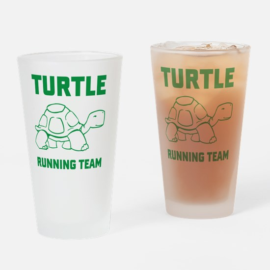 Unique Running quotes Drinking Glass