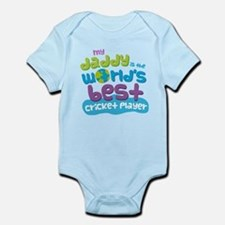 Cricket Player Gifts for Kids Onesie