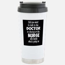 Cute Healthcare Travel Mug