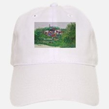 Mt. Adams - Cincinnati, Ohio, trendy art commu Baseball Baseball Cap