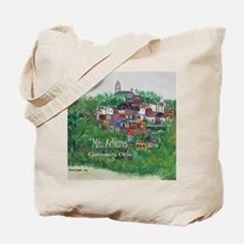 Mt. Adams - Cincinnati, Ohio, trendy art Tote Bag